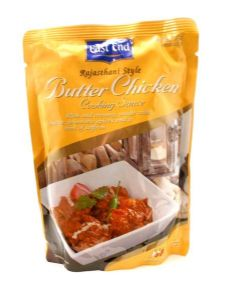 Butter Chicken Cooking Sauce by East End | Buy Online at the Asian Cookshop